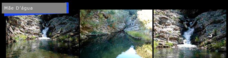 Cachoeira Mae d'agua