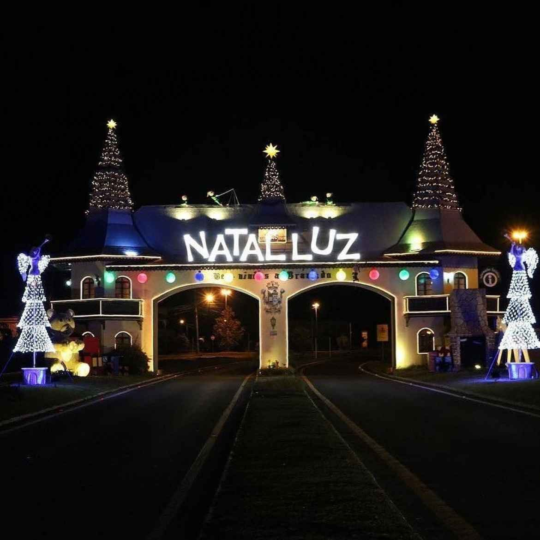 Pacote Inicio Natal Luz 2021 em Gramado Serra Gaúcha