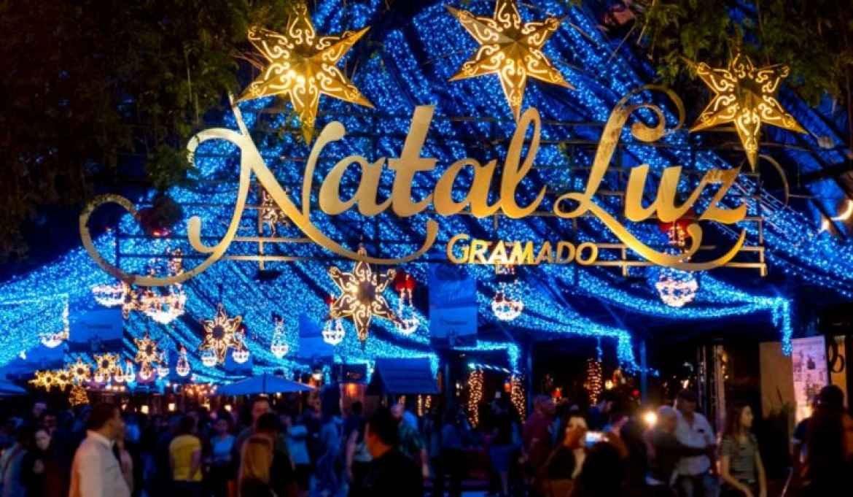 Pacote final de semana Natal Luz 2021 em Gramado Serra Gaúcha