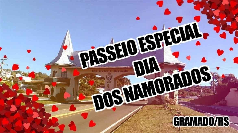 Pacote dia dos namorados 2021 em Gramado Serra Gaúcha