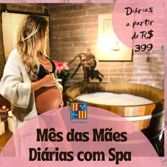 Pacote Promoção mês das mães Gramado e Canela 2021