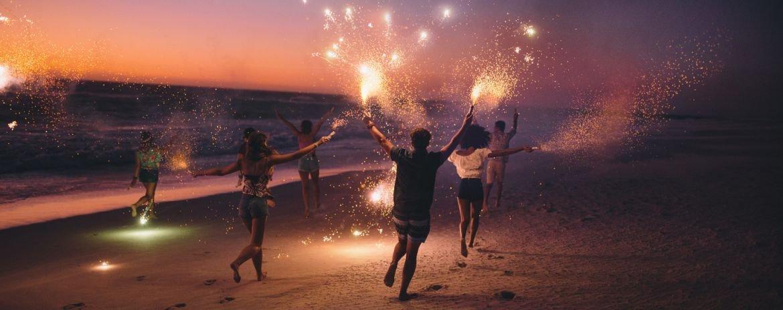 Pacote Réveillon 2022 Ano Novo Praia do Rosa - 4 noites