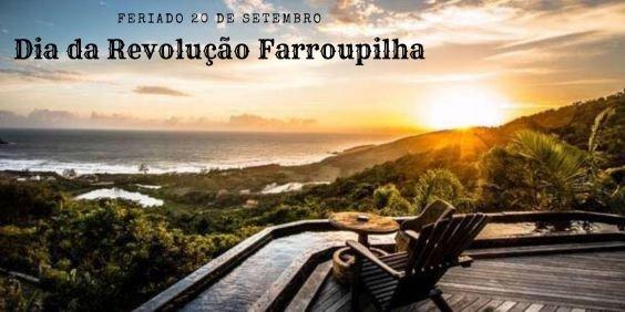 Pacote Feriado Semana Farroupilha na Praia do Rosa SC 2021
