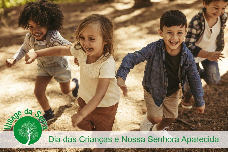 Pacote Dia das Crianças e Nossa Senhora Aparecida - Serra do Cipó/MG - 2021