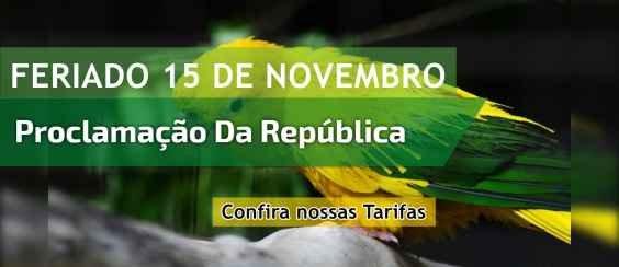 Pacote Feriado Proclamação da República 15 de Novembro em Urubici 2021