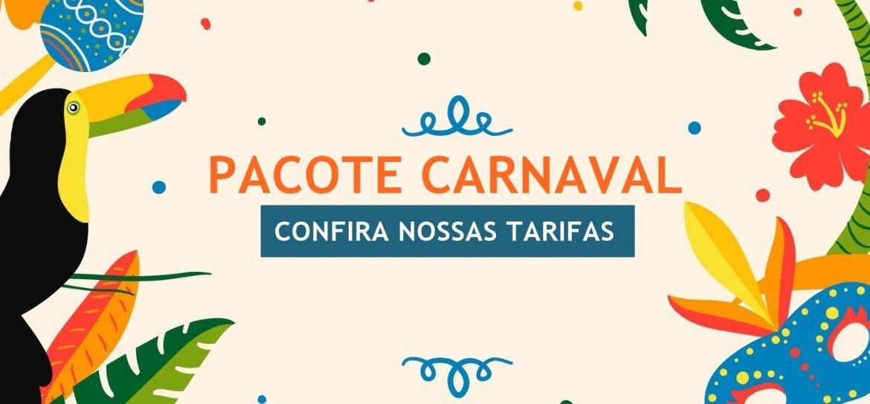 Pacote Feriado Carnaval na Praia do Rosa SC 2022