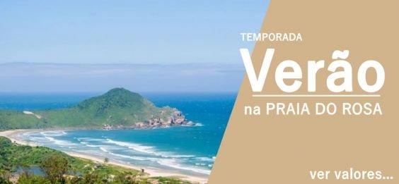 Temporada Verão na Praia do Rosa 2021 (janeiro e fevereiro)