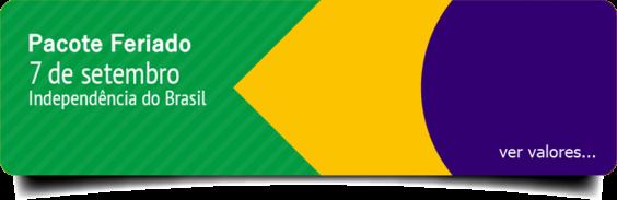 Pacote Feriado 7 de Setembro Dia da Independência do Brasil na Praia do Rosa 2021