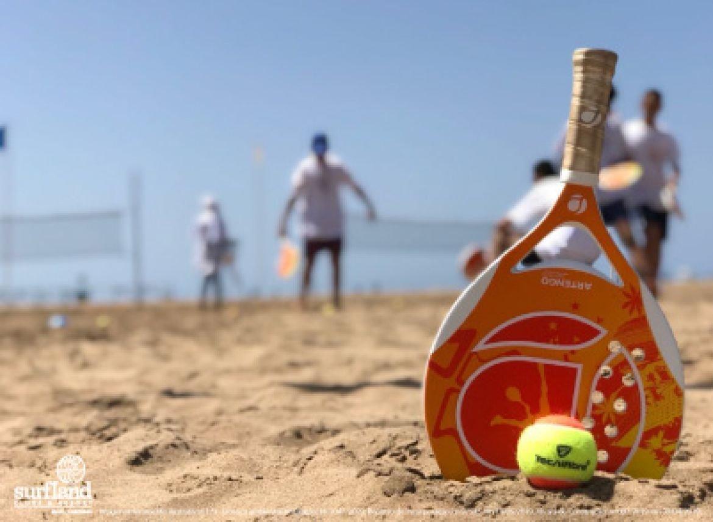 Campeonato Garopaba Open de Beach Tennis 2021  Praia da Ferrugem Garopaba SC