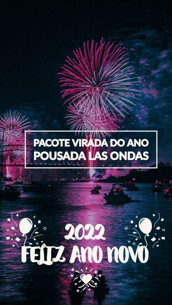 Pacote Reveillon Virada do Ano Praia da Ferrugem 2021 - 2022