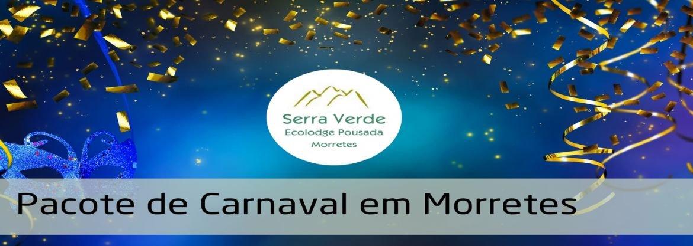 Pacote Carnaval em Morretes 2022